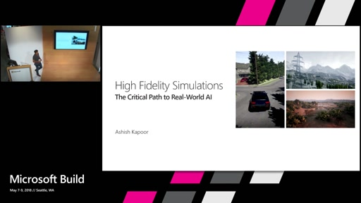 High Fidelity Simulations: The Critical Path to Real-World AI