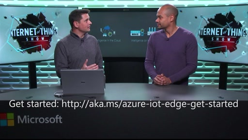 Creating the 'intelligent edge' with Azure IoT Edge