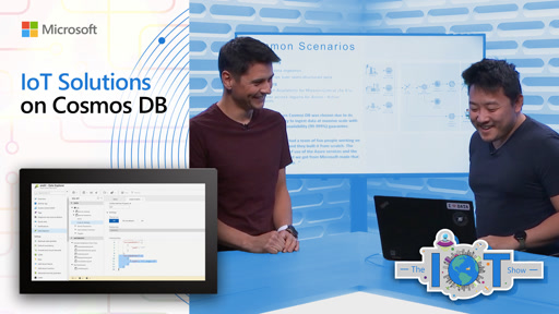 IoT Solutions and Azure Cosmos DB