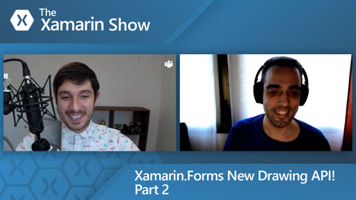 Xamarin.Forms New Drawing API! Part 2