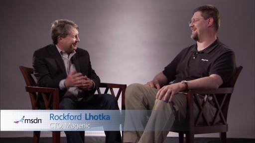 Bytes by MSDN: Rockford Lhotka and Tim Huckaby discuss .Net 4.5 and Windows 8