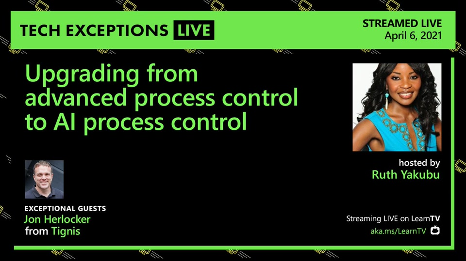 Upgrading from advanced process control to AI process control