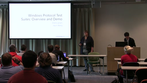 Windows Protocal Test Suite Overview