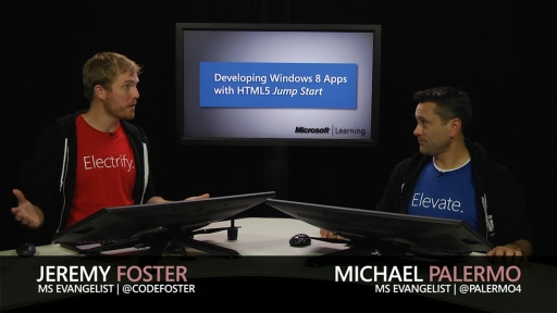 Developing Windows Store Apps with HTML5 Jump Start: (05b) Programming User Interaction, Part 2