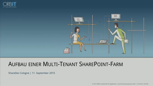 Die Multi-Tenant SharePoint Farm