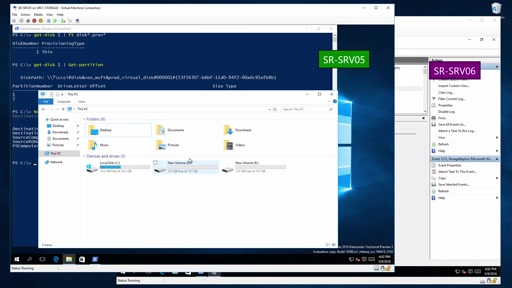 Windows Server 2016 - Storage Replica on Thin-Provisioned Storage
