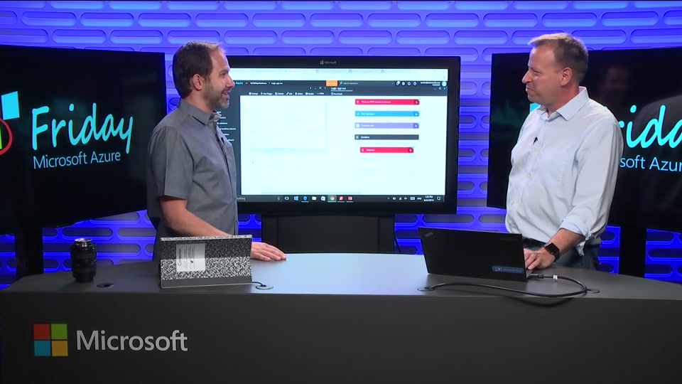 Enterprise Integration with Azure Logic Apps