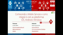 Conhecendo o Mobile Services e como integrá-lo com as plataformas iOS, Android e Windows