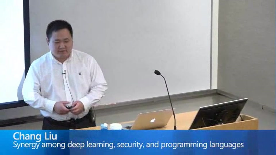 Deep learning has achieved great successes in many application scenarios, such as image classification and autonomous driving. Many of these applications are security sensitive. In this talk, we will