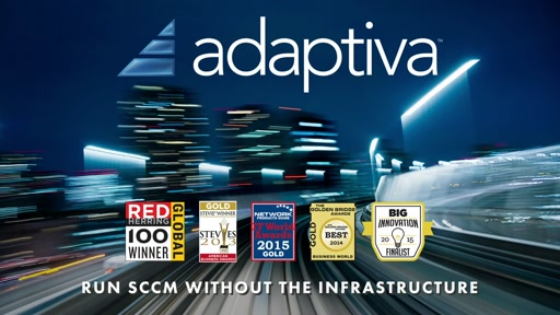 Adaptiva: Massive Scale Windows 10 Deployments with SCCM