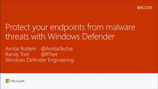 Protect your endpoints from malware threats with Windows Defender and SCEP