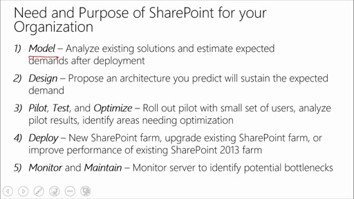 SharePoint 2013 Best Practices: (02) ​Capacity Planning