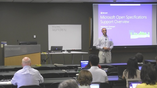 Open Specifications Support & Troubleshooting Windows Presentation 2013