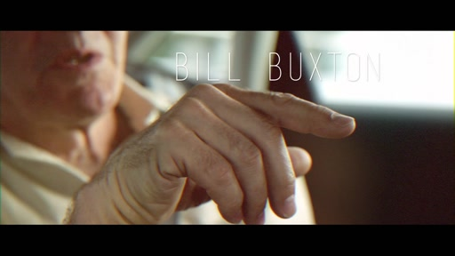 2 days with Bill Buxton
