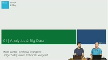 01| Analytics & Big Data