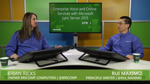 Enterprise Voice and Online Services with Lync Server 2013 : (07c) Networking, Demo