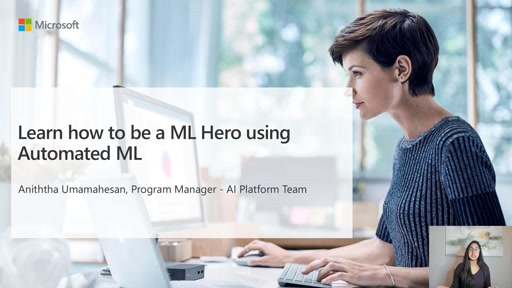 Learn how to be a ML Hero using AutoML