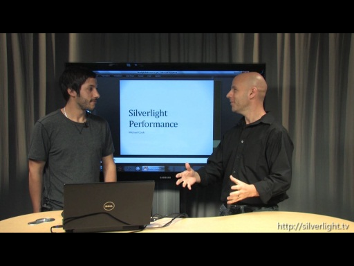 Silverlight TV 57: Performance Tuning Your Apps