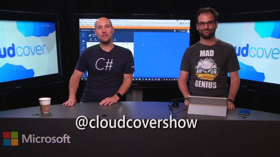 Episode 178: Azure API Apps with Panos Kefalidis