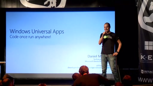 Windows Universal Apps - Code once run anywhere!