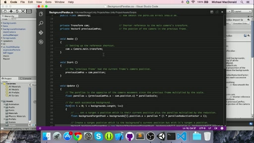 Quick Guide: VS Code & Unity, Mac Edition
