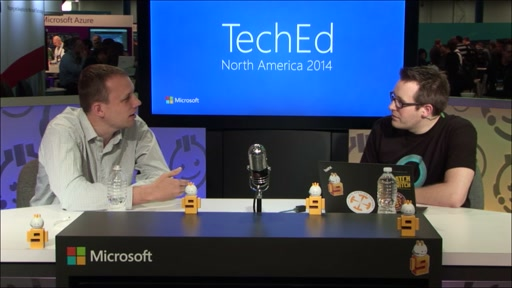 Channel 9 Live: Brad McCabe and Ben Hunter: Windows 8.1 and Windows Phone 8.1 for Enterprise