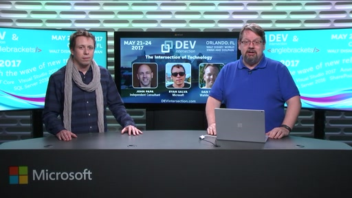 DEVintersection Countdown Show on Mobile Development with Ryan Salva