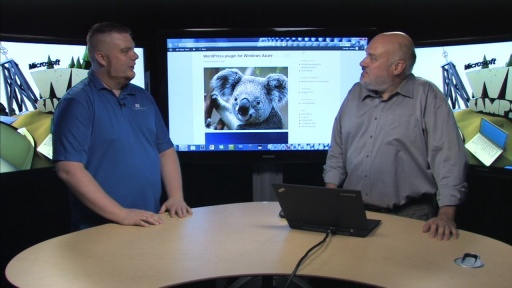 Cory Fowler Interviews Doug Mahugh about the Windows Azure Storage for WordPress Plugin