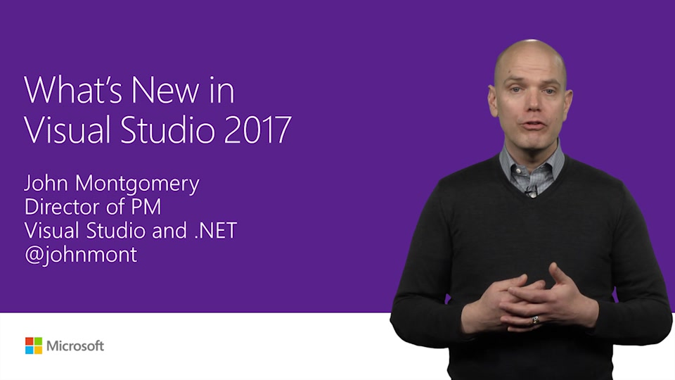 What's new in Visual Studio 2017 version 15.5