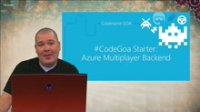 #CodeGoa Starter: Azure Multiplayer Backend