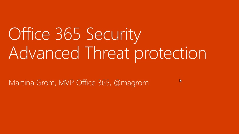 office 365 advanced threat protection review