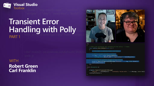 Transient Error Handling with Polly Part 1