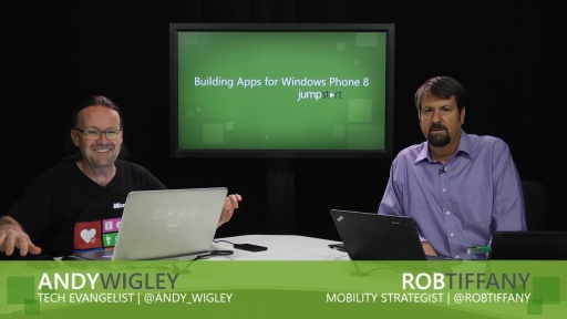 Building Apps for Windows Phone 8 Jump Start: (06) Background Agents