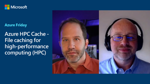 Azure HPC Cache - File caching for high-performance computing (HPC)