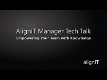 AlignIT Manager Tech Talk: Empowering Your Team Through Knowledge