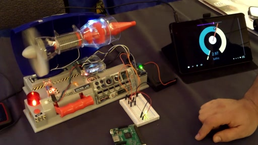 The Maker Show: Mini - Windows IoT Core and Azure Machine Learning Demo @ First Robotics 2016
