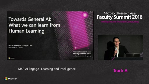 MSR AI Engage – Learning and Intelligence