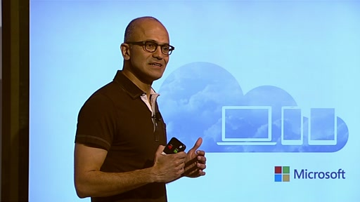 Microsoft wants to empower people to do more