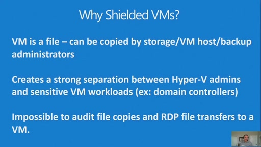 Windows Server 2016: (Part 1) Getting Started with Shielded VMs