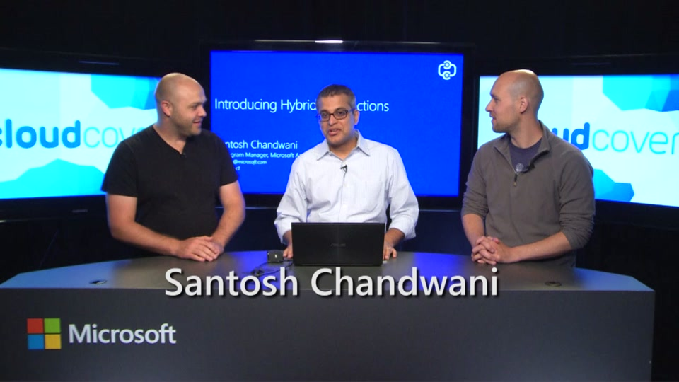 Episode 144: Hybrid Connections with Santosh Chandwani