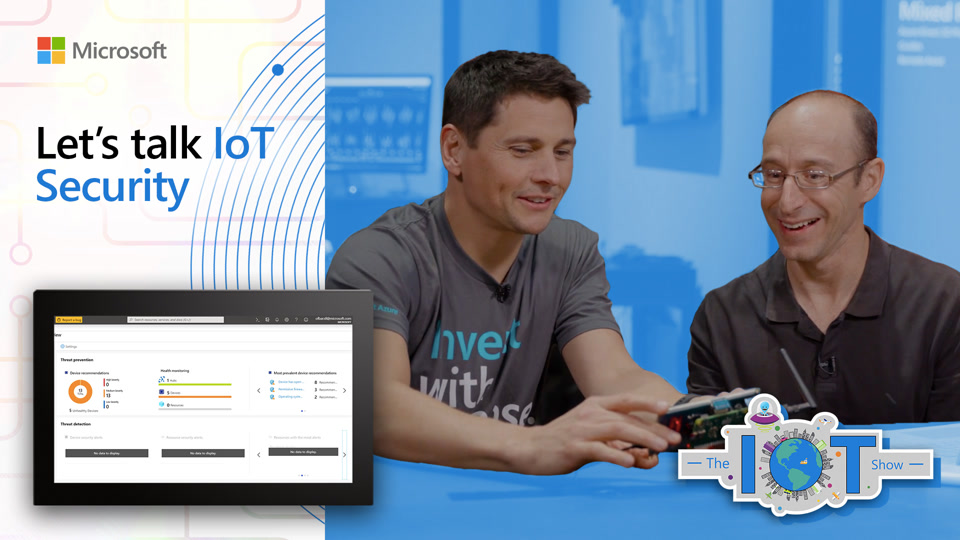 Let's Talk IoT Security