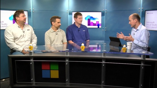 Debugging Applications and Analyzing Usage with Visual Studio 2013