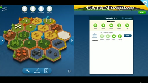 B-roll: Catan Anytime on Internet Explorer