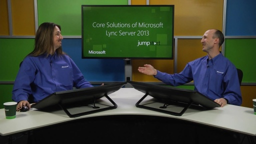 Core Solutions of Microsoft Lync Server 2013: (05) Conferencing