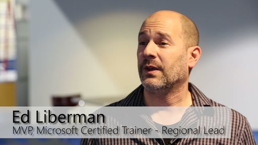 Reasons to go to TechEd by Ed Liberman