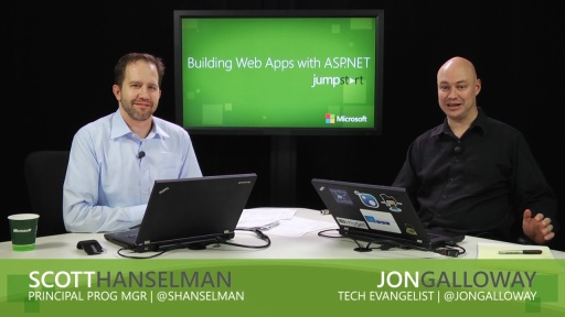 Building Web Apps with ASP.NET Jump Start: (05) Leveraging Your ASP.NET Development Skills to Build Office Apps
