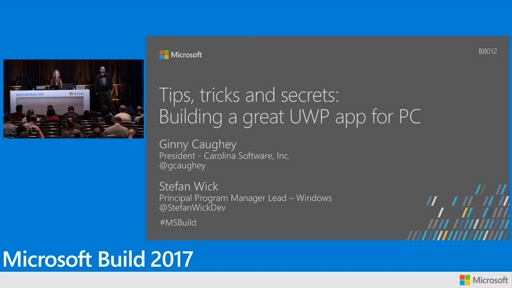 Tip, tricks, and secrets: Building a great UWP app for PC