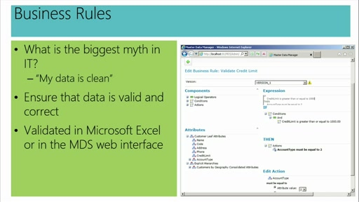 Implementing a Data Warehouse with SQL Server: (06) Manage Enterprise Data