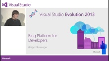 Bing Platform for Developers
