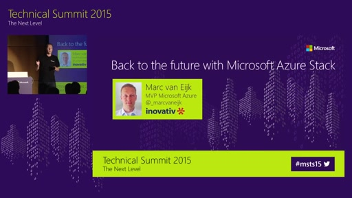 Back to the future with Azure Stack